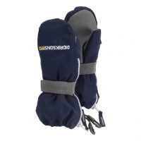 Didriksons Biggles Kids Zip Mittens Fausthandschuhe navy...