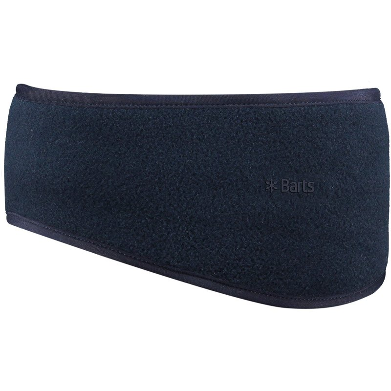 Barts Fleece Headband Stirnband navy dunkelblau