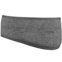 Barts Fleece Headband Stirnband heather grey grau