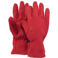 Barts Fleece Gloves Kids Handschuhe red rot
