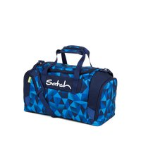 Satch Sporttasche blue crush blau