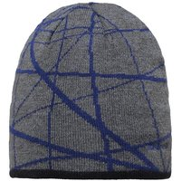 Barts Gio Beanie Mütze dark heather one size