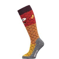 Barts Basic Ski & Boardsock Monster Kids orange