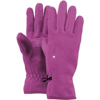 Barts Fleece Gloves Kids Handschuhe fuchsia pink