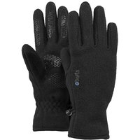 Barts Fleece Gloves Kids Handschuhe black schwarz