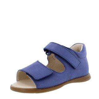 Däumling Sandalen Blau Jeans Burro Weite Schmal TlKFuJc31