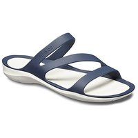 Crocs Sandalen Womens Swiftwater Sandal navy white...
