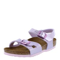 Birkenstock Sandalen Rio Kids electric metallic lilac...