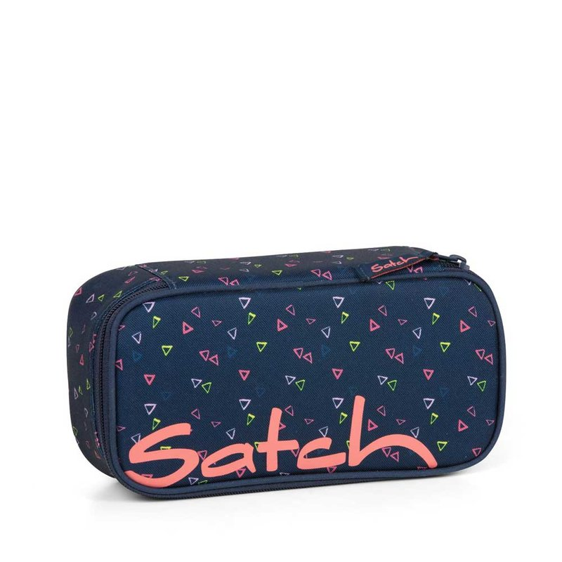 Satch Schlamperbox Funky Friday blau pink rosa