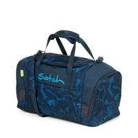 Satch Sporttasche Blue Compass blau