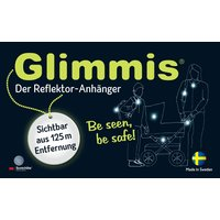 Moses Verlag Glimmis Be seen - be safe Feuerwehrauto