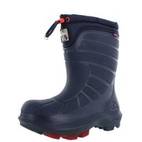 Viking Winterstiefel Extreme navy dark red warm gefüttert