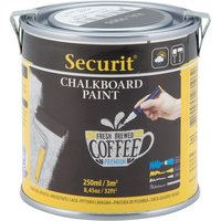 Edding by Securit Chalkboard Paint Kreidetafel-Lack light...