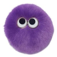 Ergobag Flausch Klettie Fluffy purple lila