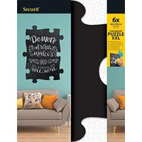 Edding by Securit Chalkboard Puzzle XXL 6 x 40x30 cm