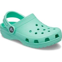 Crocs Classic Kids Sandalen pistachio grün roomy fit