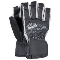 Barts Junior Ski & Board Glove schwarz grau