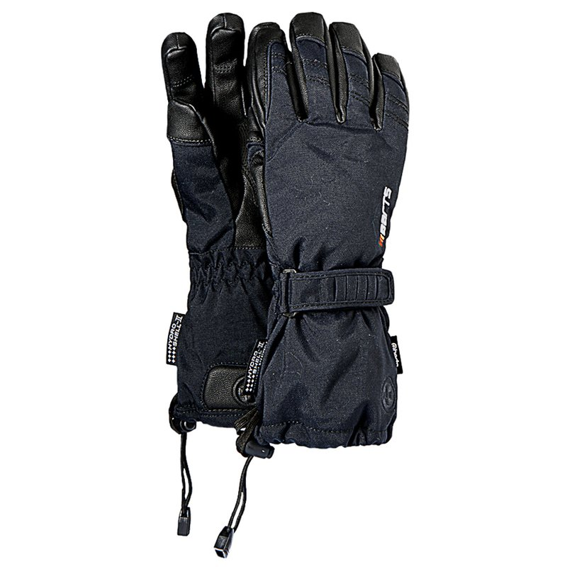 Barts Junior Ski & Board Glove schwarz