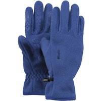 Barts Fleece Gloves Kids Handschuhe prussian blue blau