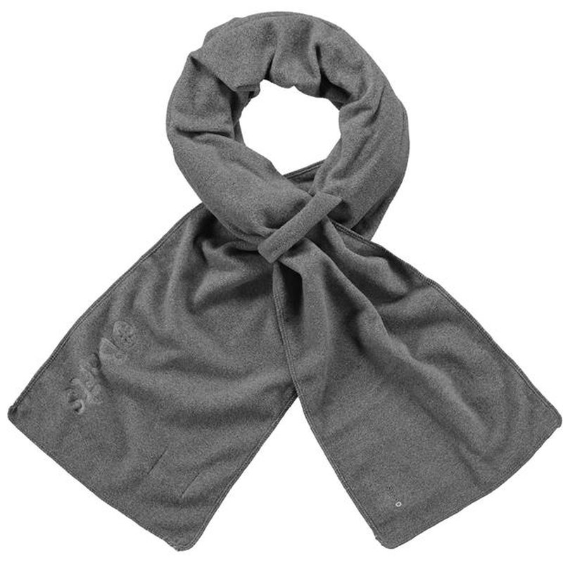 Barts Fleece Shawl Kids Schal Fleeceschal heather grey...