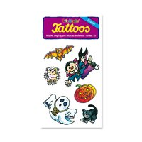 Lutz Mauder Tattoos Halloween Grusel