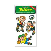 Lutz Mauder Tattoos Fussball II