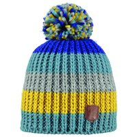 Barts Alex Beanie Mütze dusty blue blau