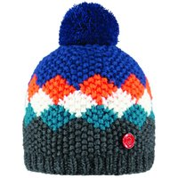 Barts Billy Beanie Mütze dark heather grau blau 53 cm