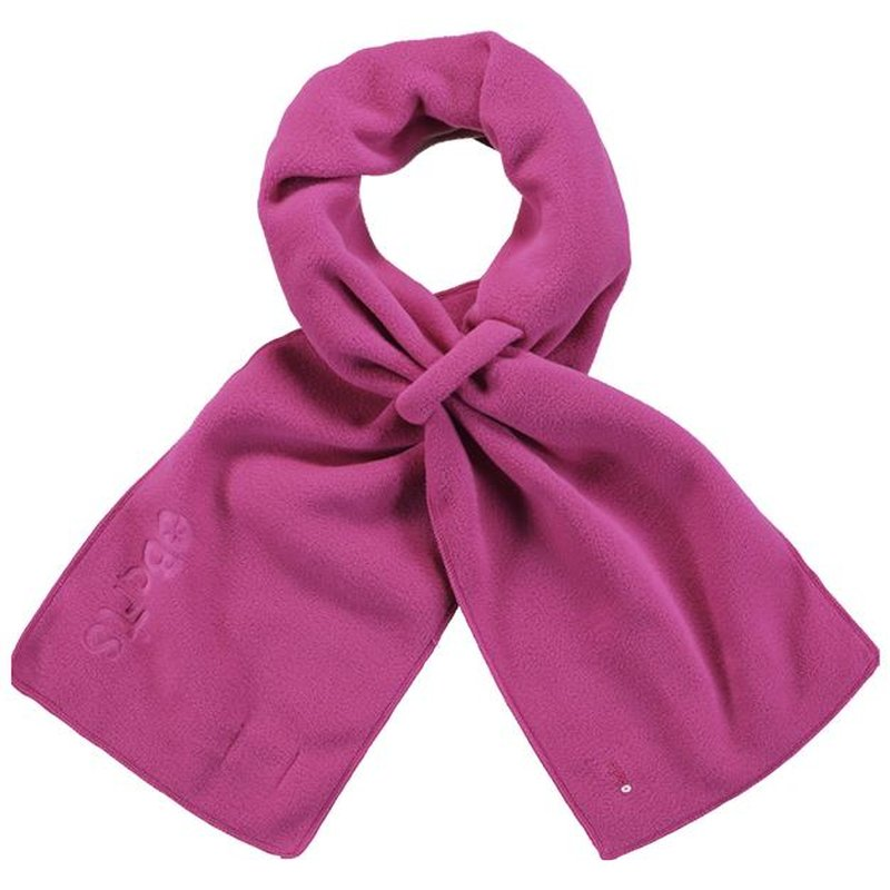 Barts Fleece Shawl Kids Schal Fleeceschal fuchsia pink