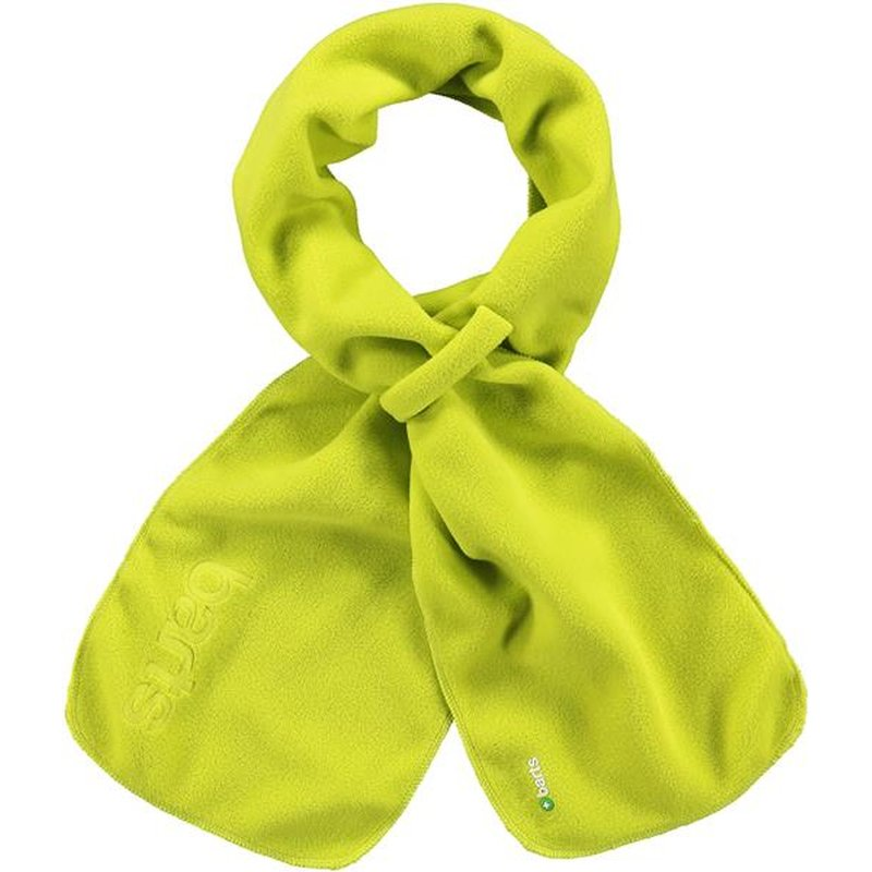 Barts Fleece Shawl Kids Schal Fleeceschal lime green...