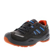 Lowa Halbschuhe Simon II GTX® Lo graphit orange