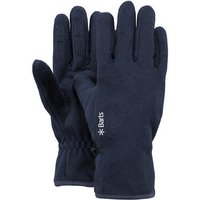 Barts Fleece Gloves Fingerhandschuhe navy dunkelblau blau