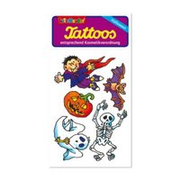 Lutz Mauder Tattoos Halloween 44623 Halloween 4