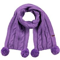 Barts Cable Scarf Schal Kids lilac flieder