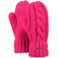 Barts Cable Mitts Handschuhe Kids berry
