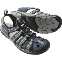 Keen Sandalen Clearwater CNX Men midnight navy vapor blau