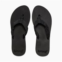 Reef Zehenstegsandalen Women Mid Seas black