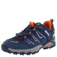 Meindl Halbschuhe Alon Junior GTX marine blau orange GoreTex
