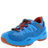 Lowa Halbschuhe Robin GTX®  Lo Junior türkis orange