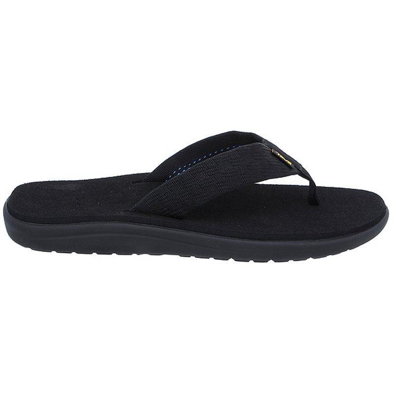 Teva Zehenstegsandalen Voya Flip Men brick black