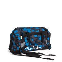 Satch Sporttasche BlueTriangle blau schwarz