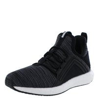 Puma Turnschuhe Mega NRGY heather Knit iron gate black white