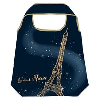 Moses Verlag Shopper Paris blau gold