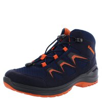 Lowa Halbschuhe Innox Evo GTX® QC Junior navy orange